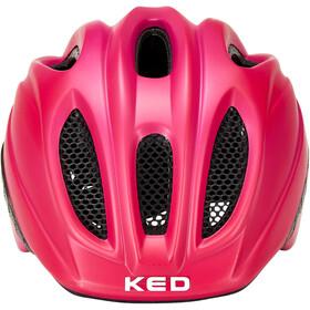 KED Meggy II Helm Kinder pink matt